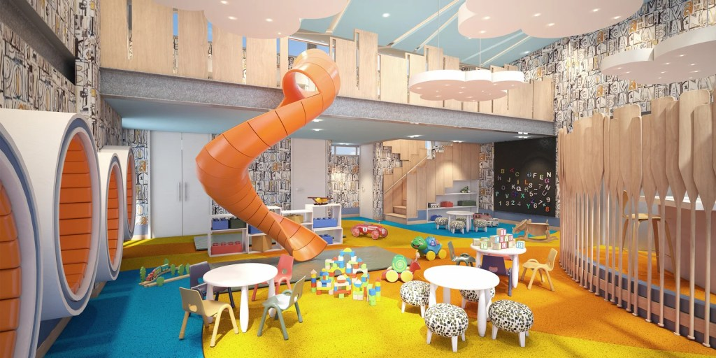 Sonesta Maho Beach Resort kids club