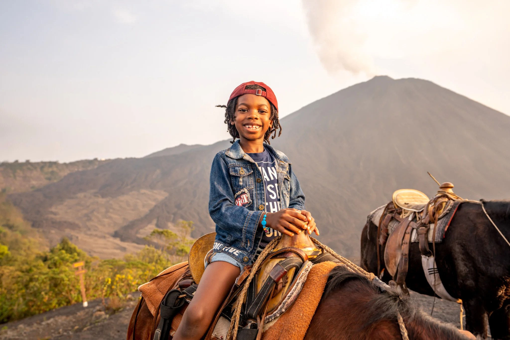From horses to volcanic s'mores — Why your family should visit Guatemala