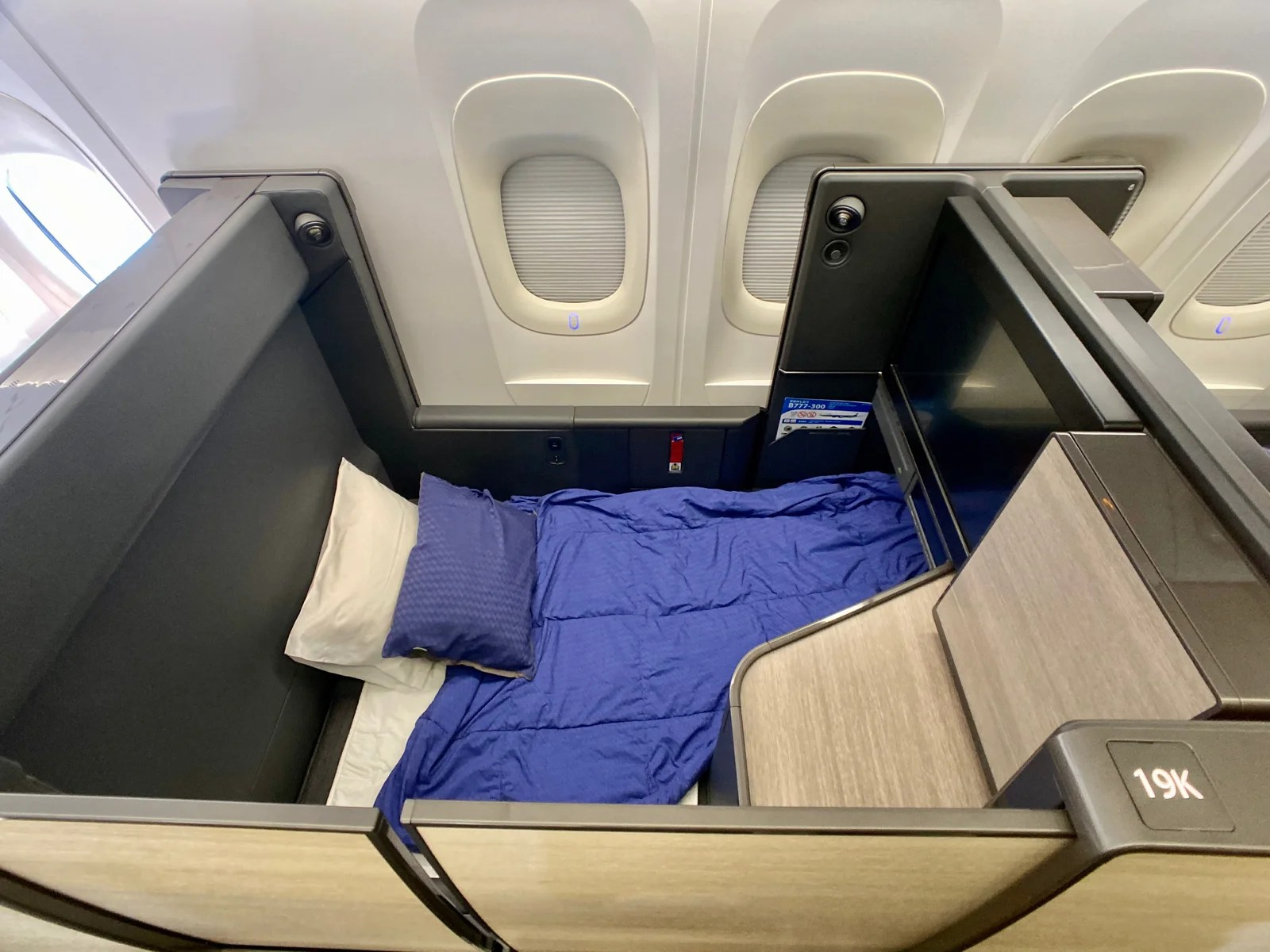 The top 5 business-class cabins in the sky today