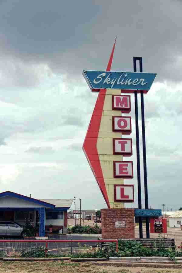 The Skyliner Motel in Stroud, OK. (Photo by Miguel Angel Soto Lopez/500px/Getty Images)