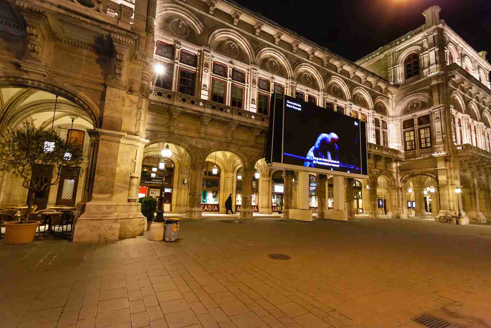 The Oper live am Platz in Austria. (Photo by VvoeVale/Getty Images)