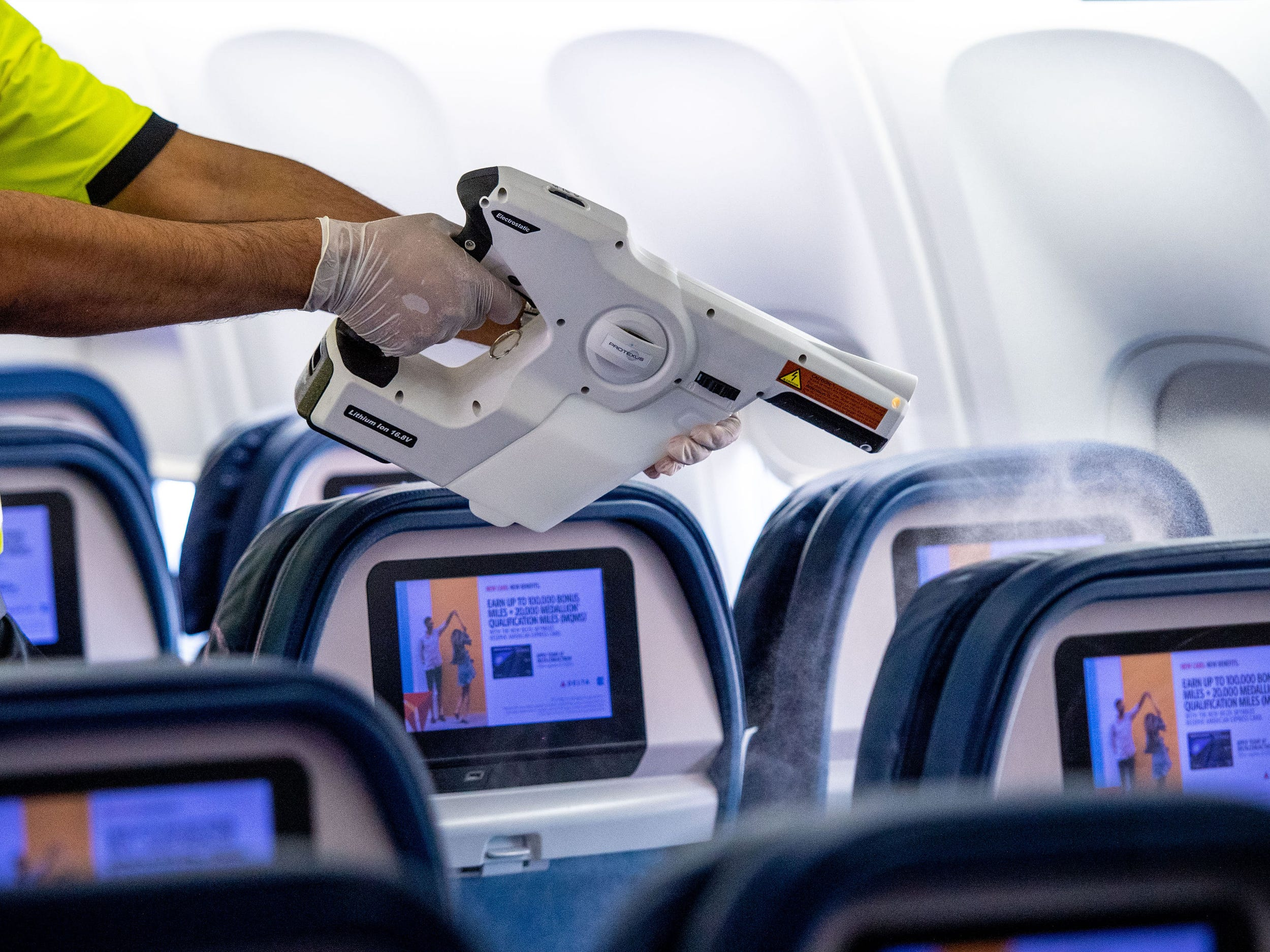 How airlines are adjusting to new coronavirus safety measures