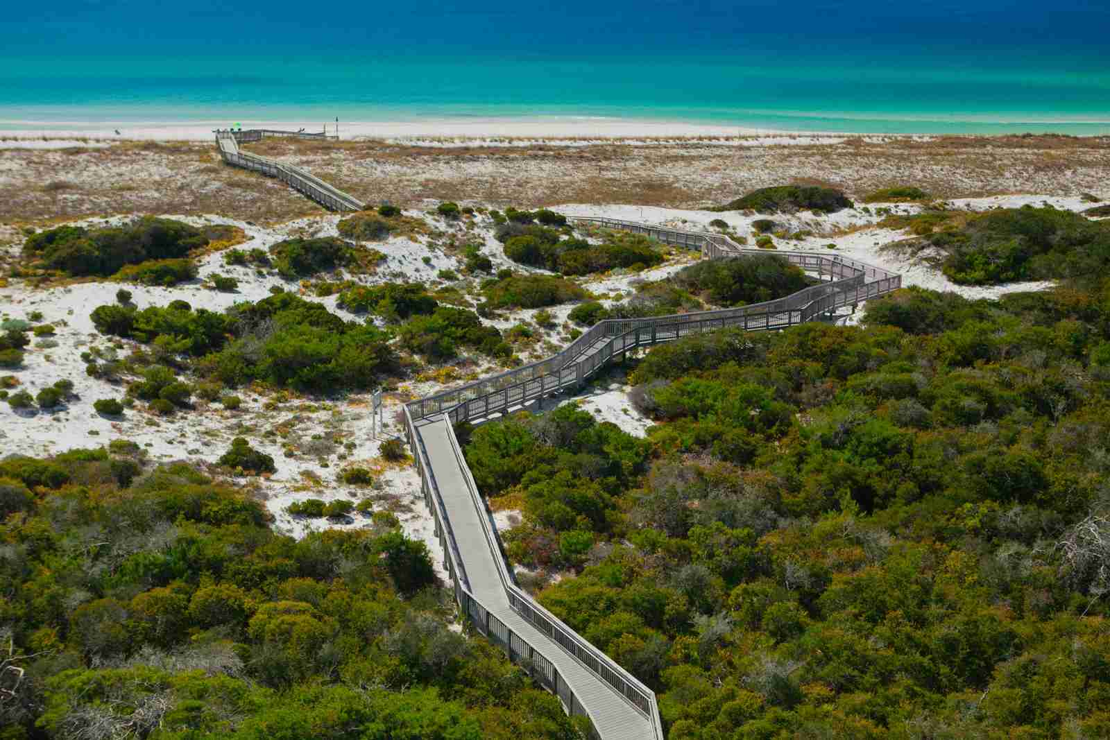 Henderson State Park in Destin. (Photo by Romona Robbins Photography/Getty Images)