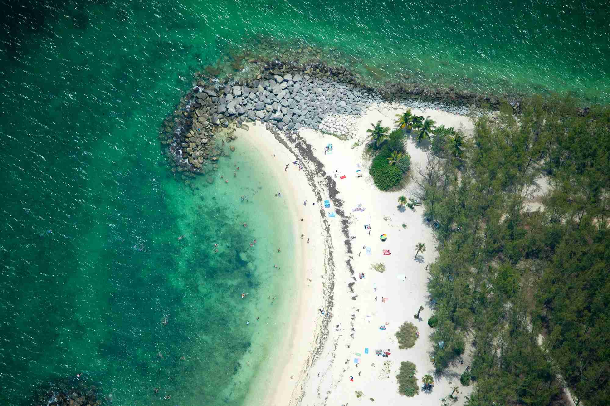 Fort Zachary Taylor Historic State Park in Key West - Florida