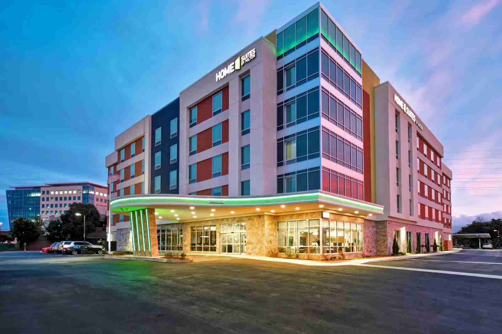 Home2 Suites by Hilton San Francisco Airport. (Photo courtesy of Hilton)