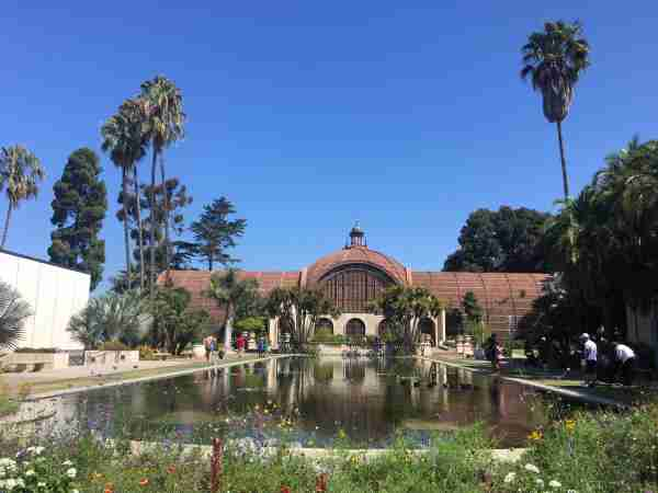 Balboa Park August of 2017. (Photo by Clint Henderson/The Points Guy)