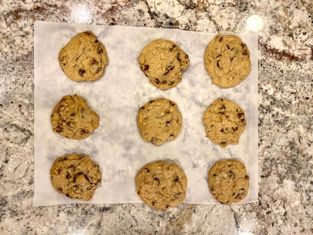The Great TPG Bakeoff: We tested out Hilton DoubleTree's chocolate chip cookie recipe
