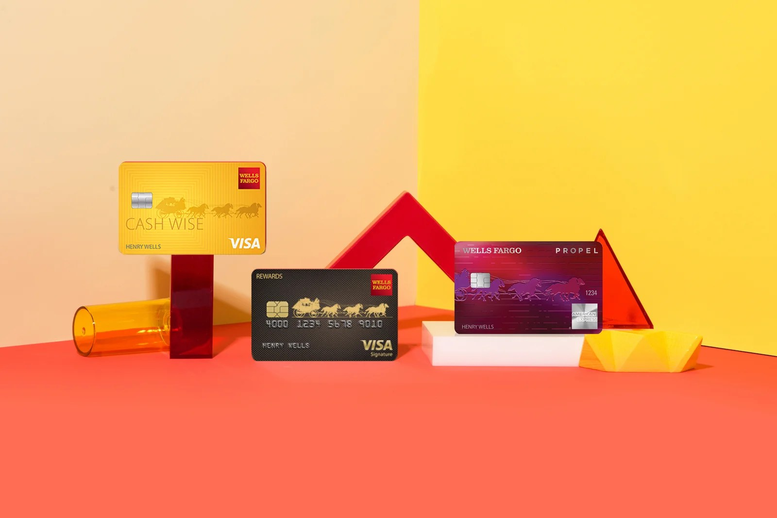 Best Wells Fargo credit cards of 14 - The Points Guy