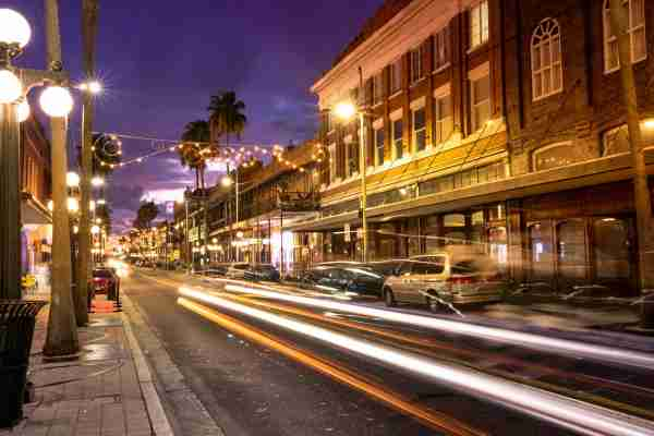 Ybor City, Tampa. (Photo by Pgiam/Getty Images)