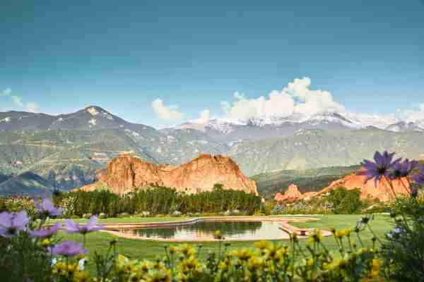 (Photo courtesy of Garden of the Gods Resort and Club)