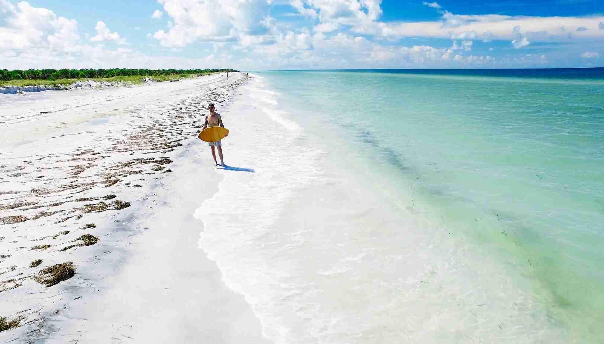 Caladesi Beach, Florida
