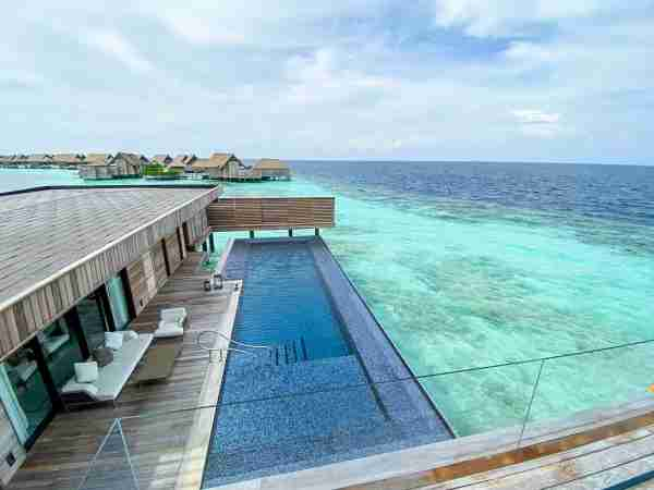 Waldorf Astoria Maldives (Photo by Brian Kelly / The Points Guy)