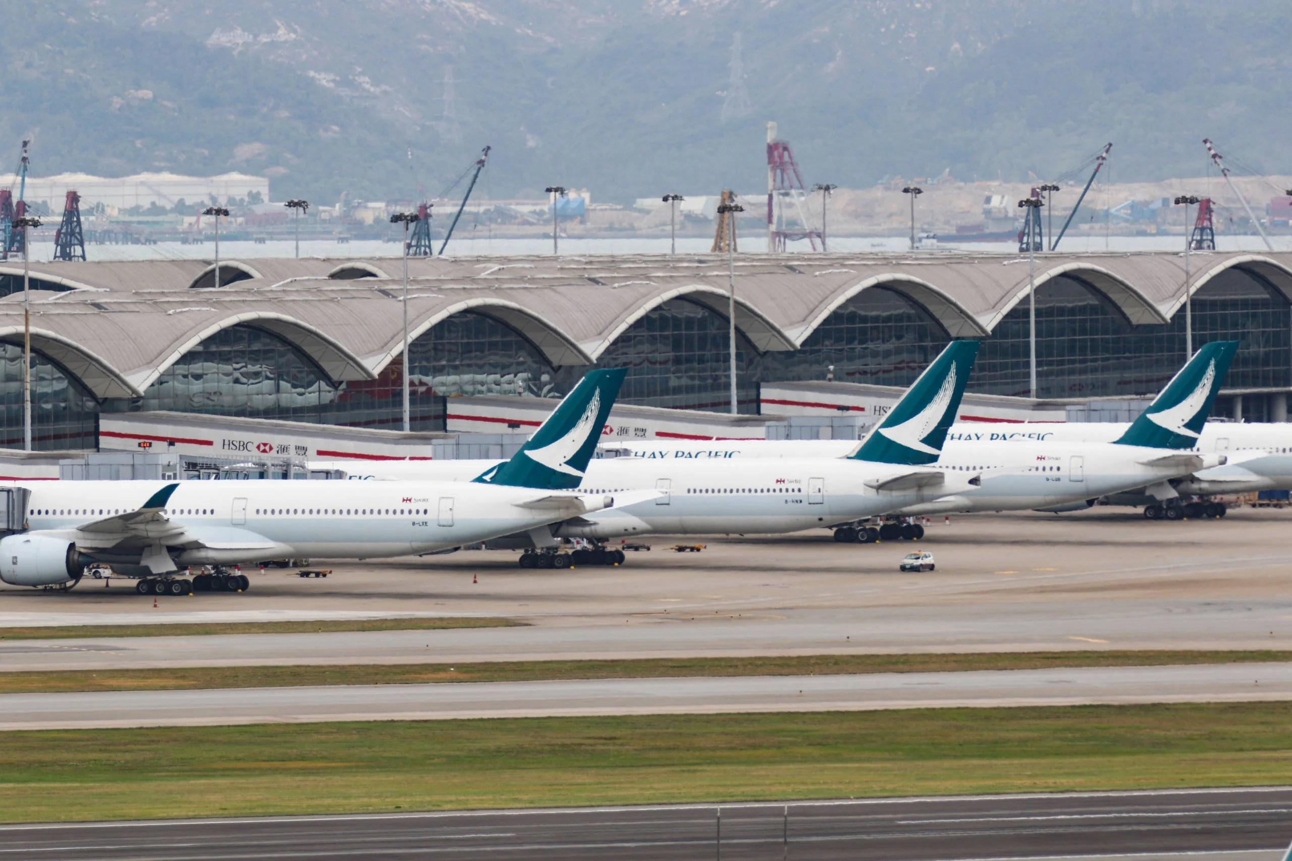 Hong Kong reopens to transit passengers in June