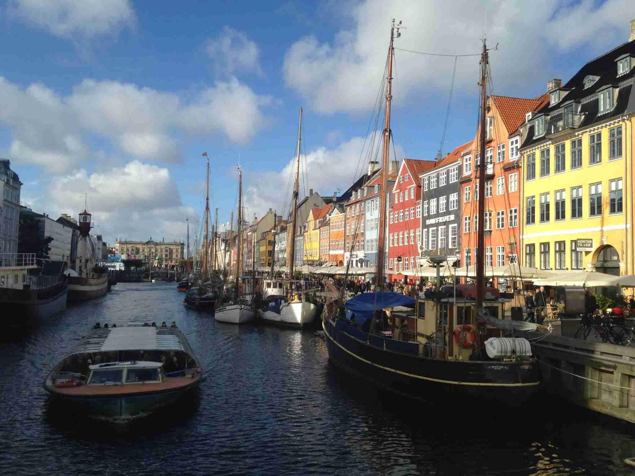 Copenhagen October 2015. (Photo by Clint Henderson/The Points Guy)