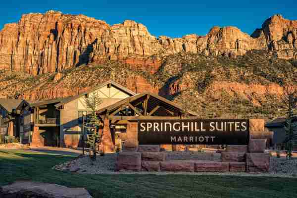 Marriott SpringHill Suites (Photo courtesy of hotel)