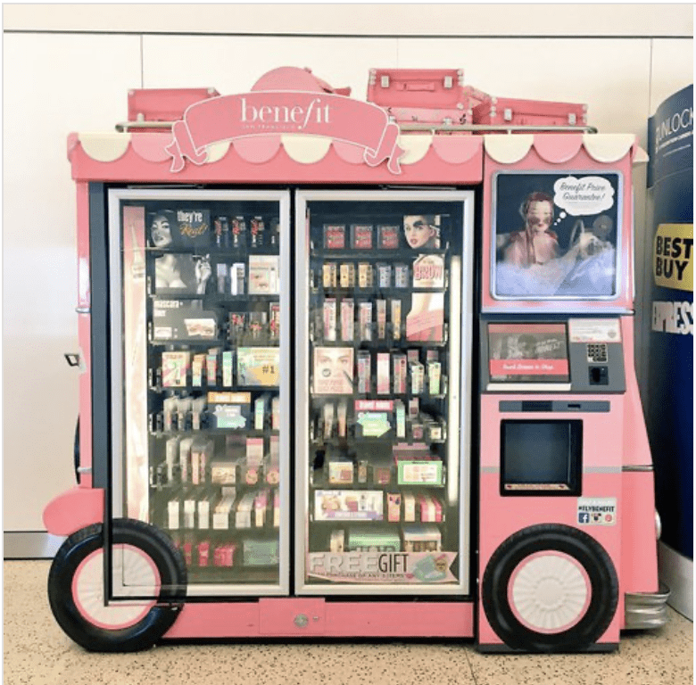 You'd be amazed at what you can buy in an airport vending ...