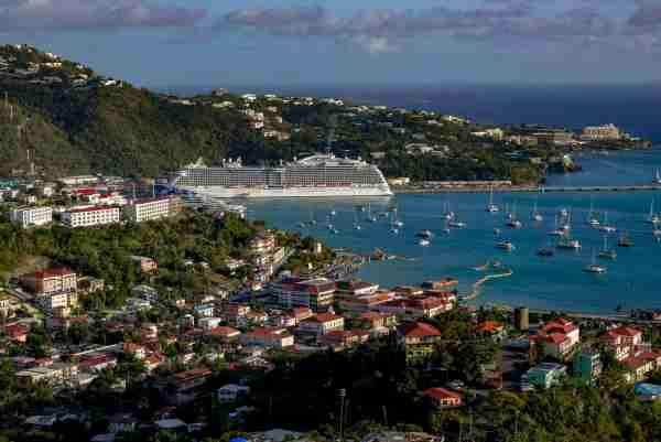 St. Thomas, U.S. Virgin Islands on March 6, 2019. (Photo by Bonnie Jo Mount/The Washington Post via Getty Images)