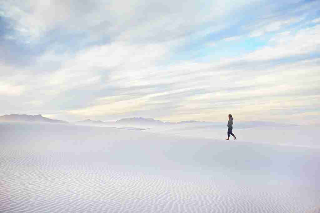 White Sands National Monument (photo courtesy of Seth K. Hughes/Getty Images)
