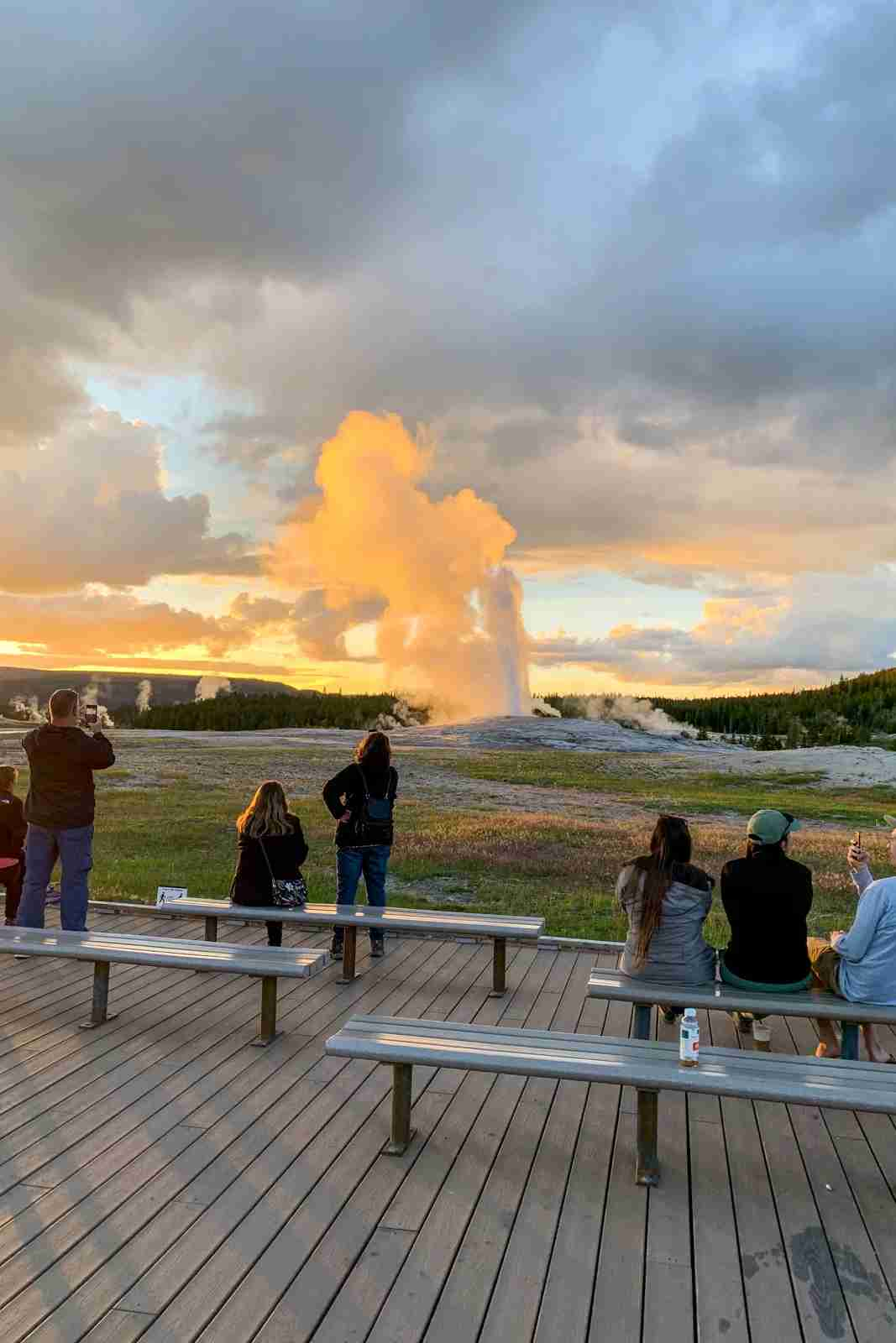 Yellowstone National Park June 2020. (Photo by Clint Henderson/The Points Guy)