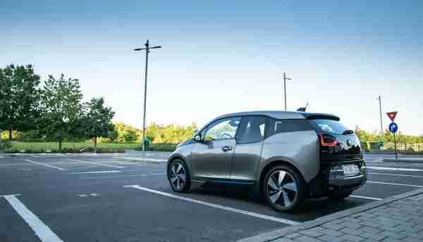 BMW i3 Car