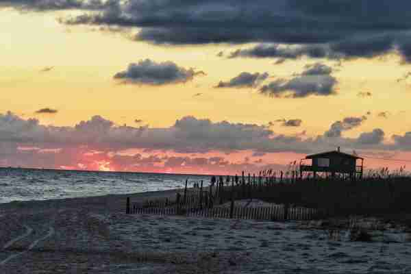 Gulf Shores, Alabama. (Photo by Juliana Sears/EyeEm/Getty Images)