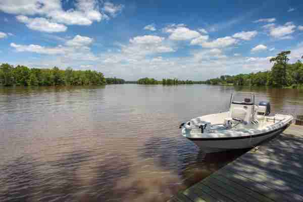 Lake Charles, Louisiana. (Photo by Jess McGlothin Media/Aurora Photos/Getty Images)