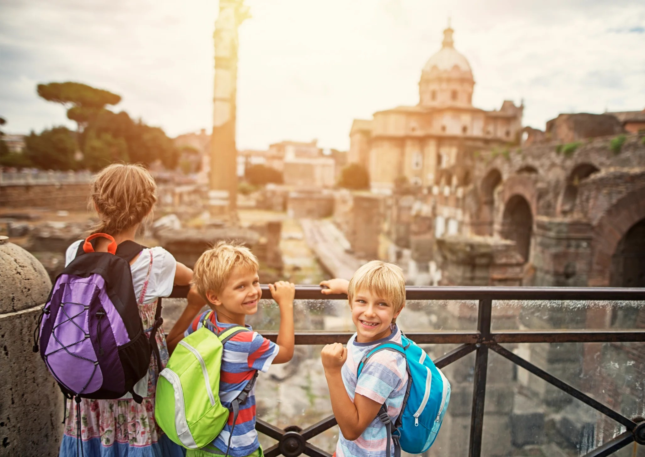 How to Plan the Perfect Family Trip to Rome