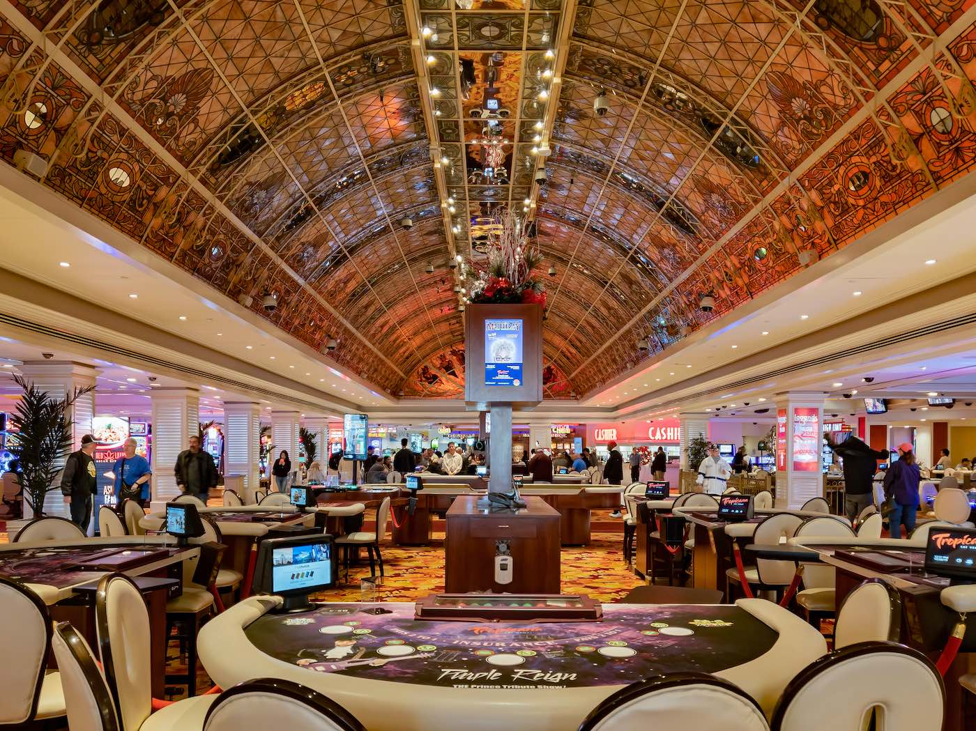 Casino in the Tropicana Las Vegas