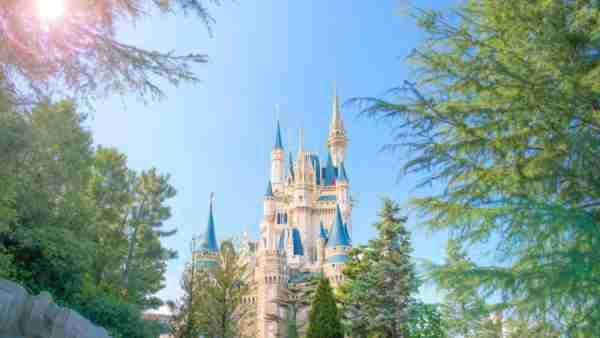 (Photo courtesy of Tokyo Disneyland)