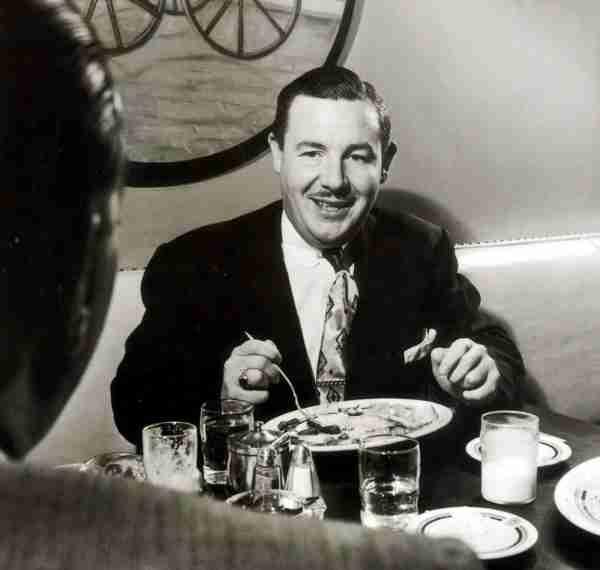 Frank McNamara. (Photo courtesy of The Diners Club)