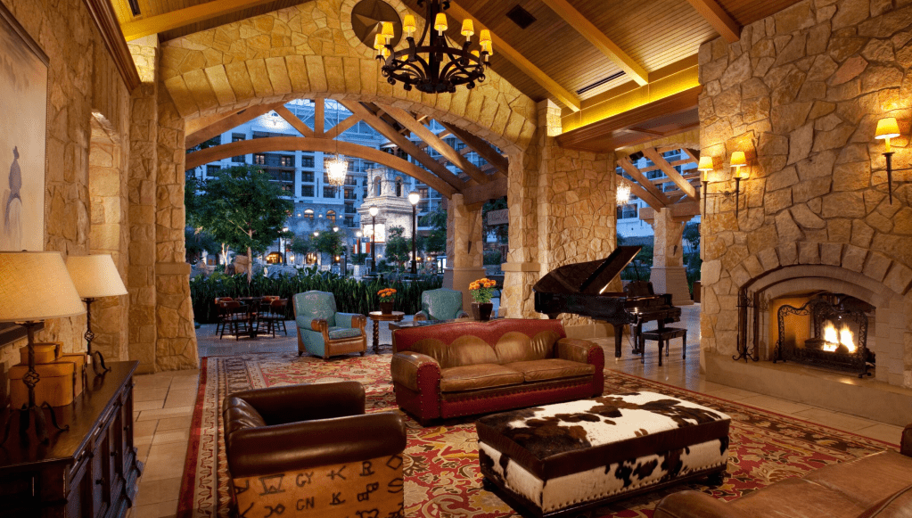 Gaylord Texan Resort & Convention Center (Photo courtesy of Marriott)