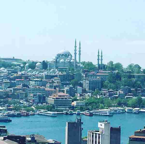 Istanbul, Turkey (Photo by Clint Henderson/The Points Guy)