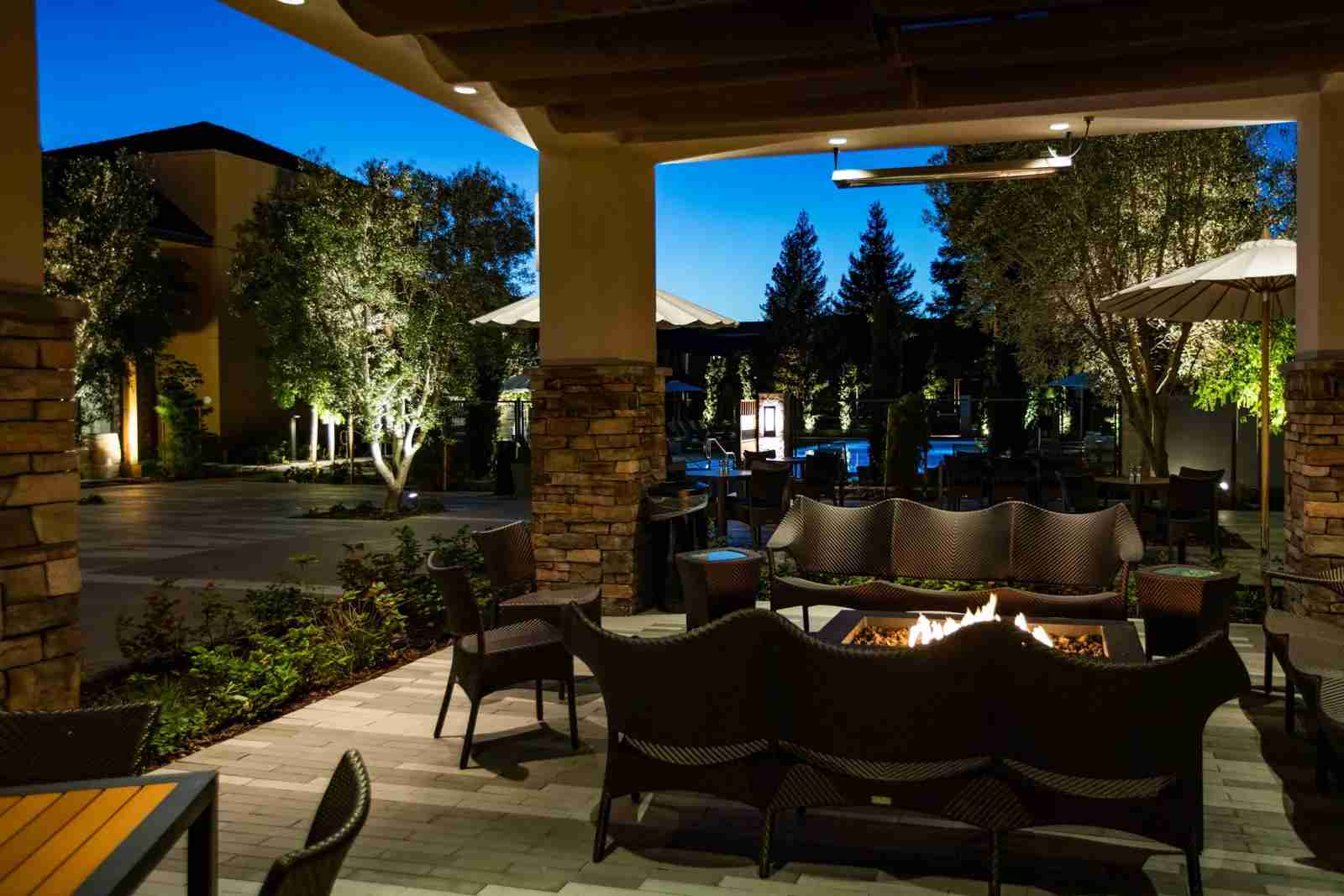 The Napa Valley Marriott Hotel and Spa. (Photo courtesy of Marriott)
