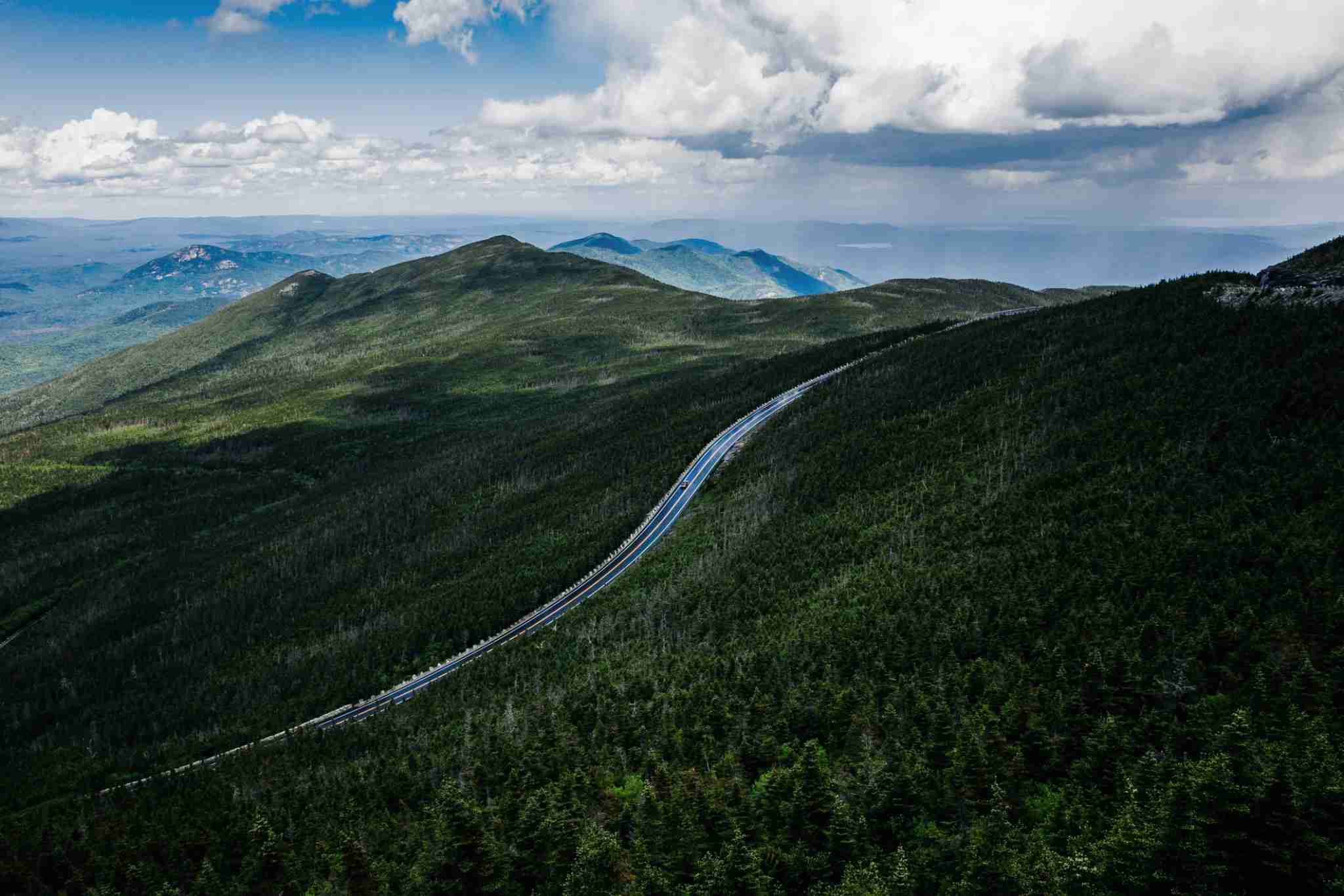 Mount Whiteface, Adirondack Mountains (Photo by Ryan Lebel Photography/Getty Images)