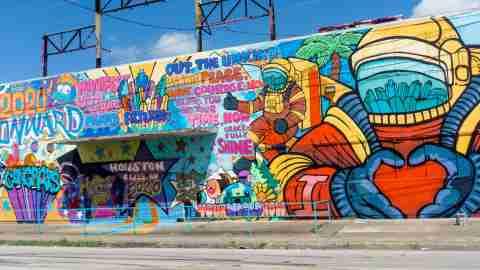 Houston murals