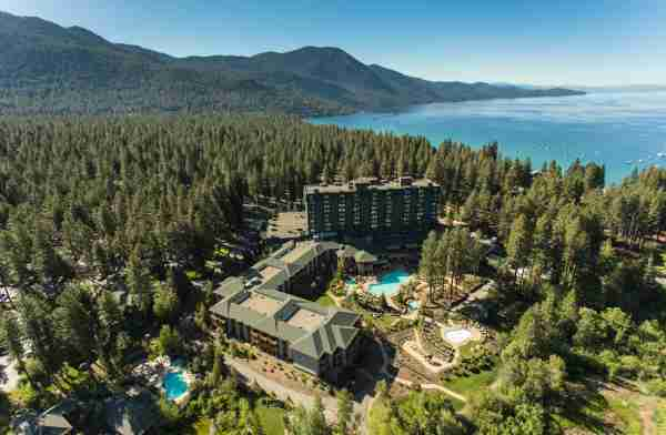 (Photo courtesy of the Hyatt Regency Lake Tahoe)