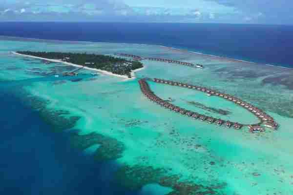 (Photo courtesy of Pullman Maldives/Facebook)