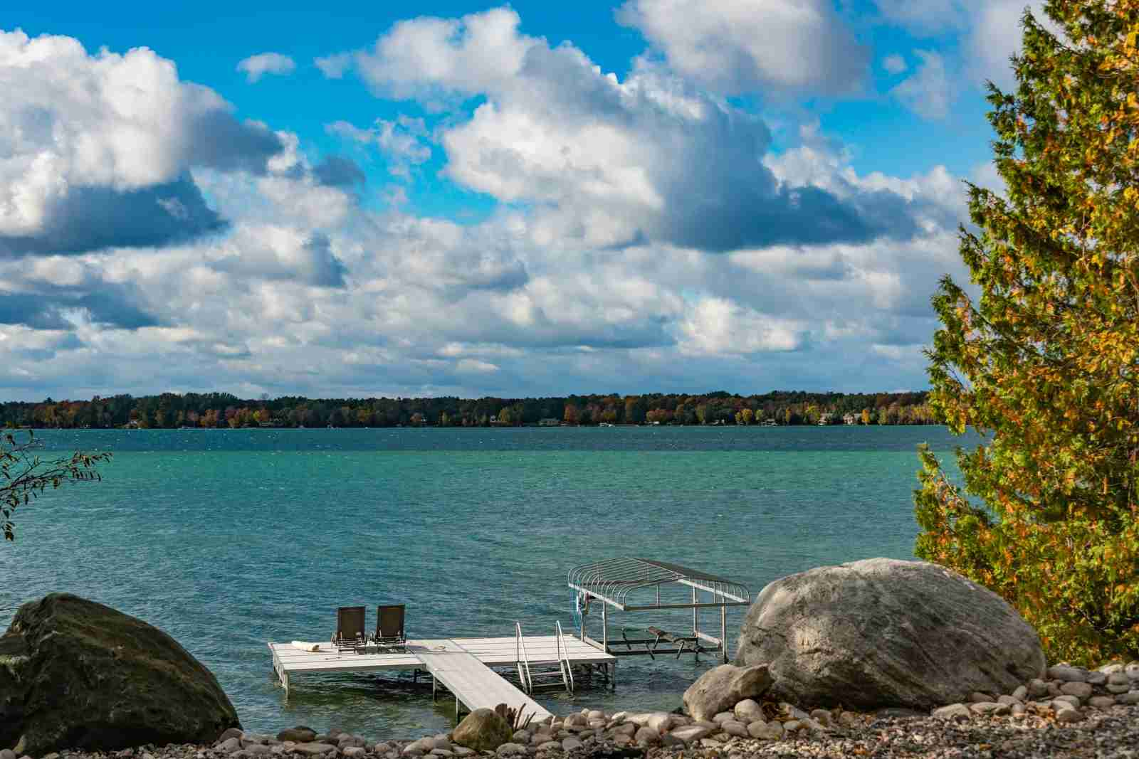 Torch Lake, Michigan. (Photo by RiverNorthPhotography/Getty Images)