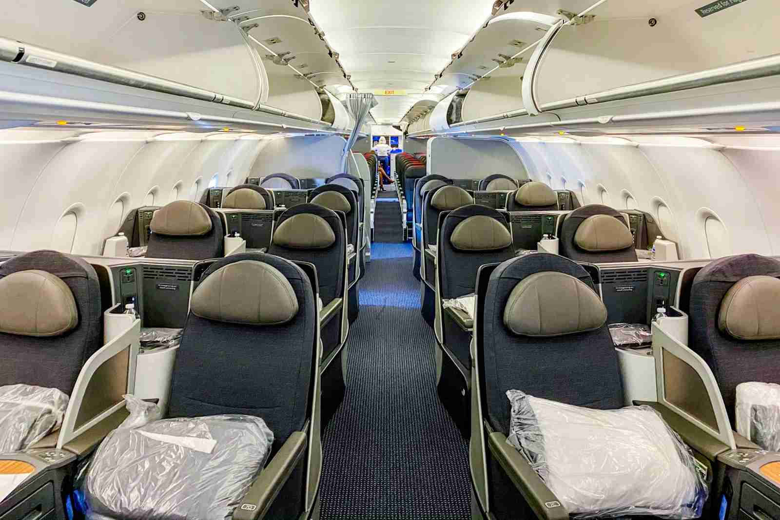 A look at business class