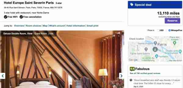 Booking hotels with United Hotels