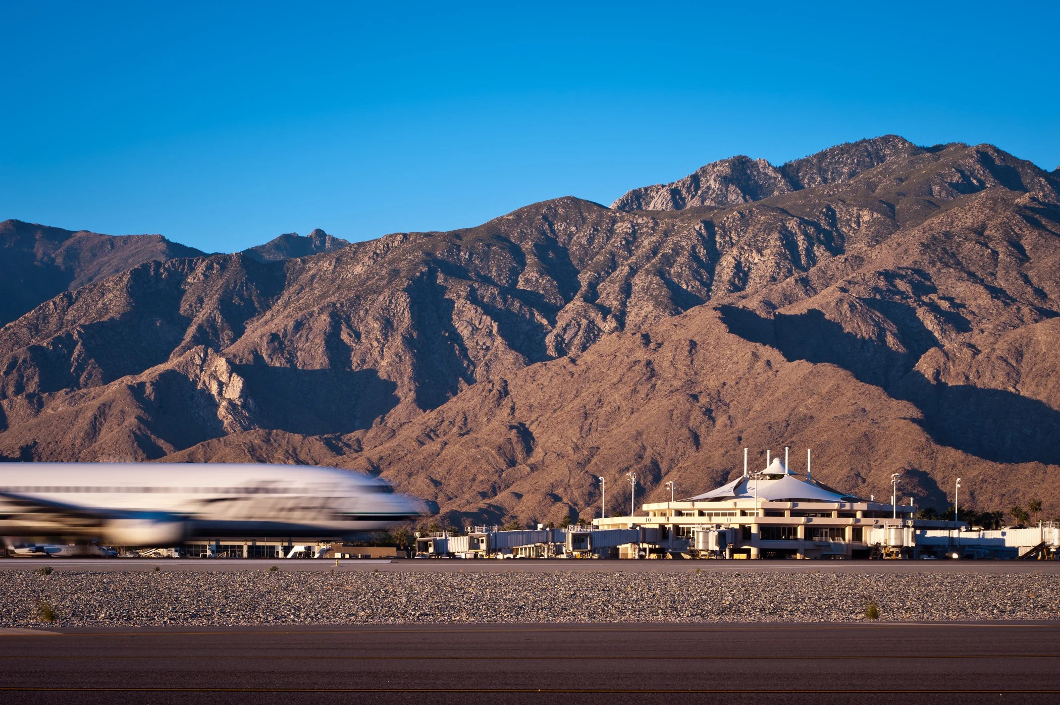 What pandemic? Palm Springs is booming with new flights