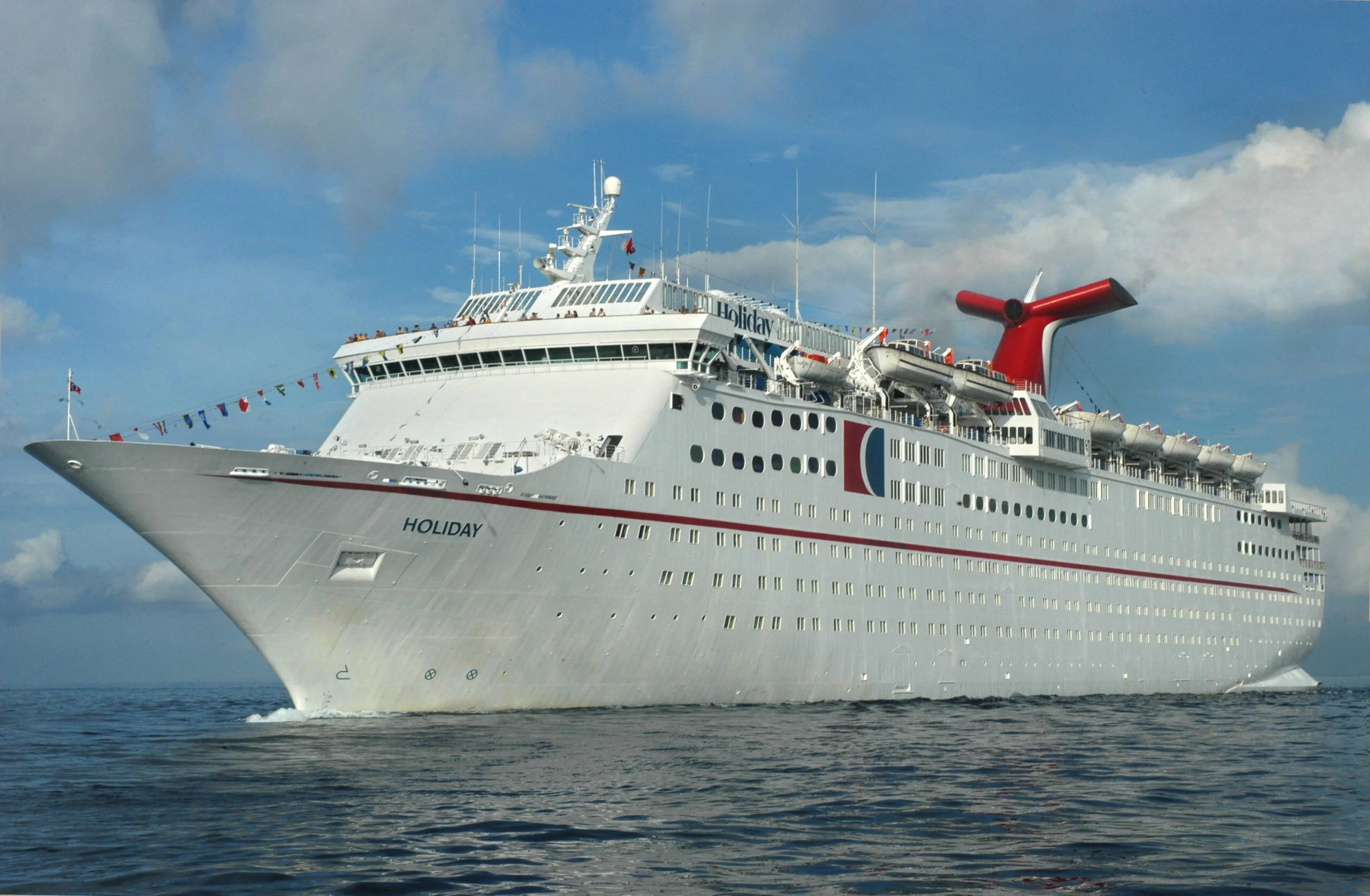 Got a big wallet? You now can own your very own Carnival cruise ship