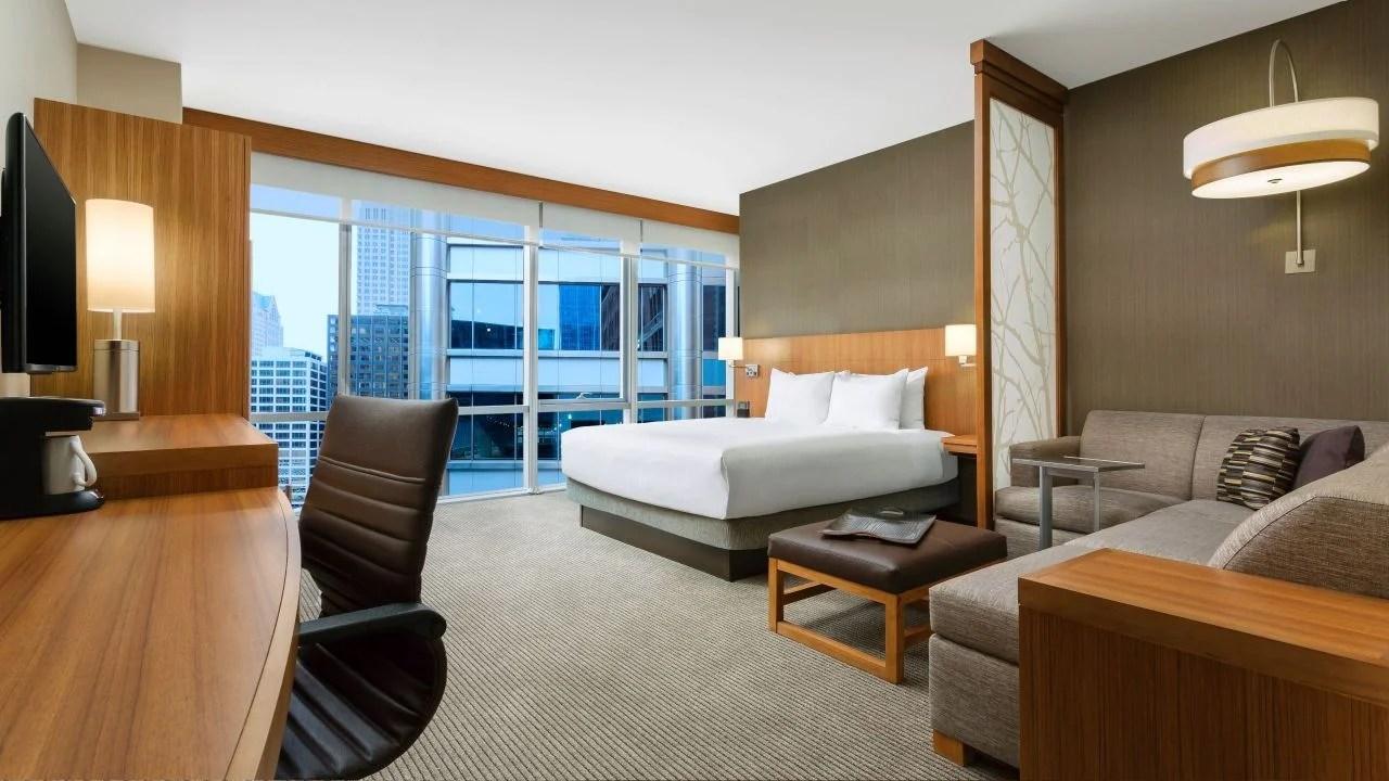 ハイアットホテルズの写真提供