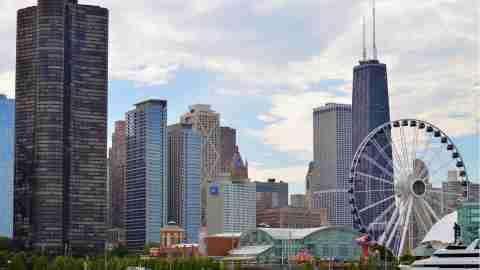 Chicago's Centennial Wheel