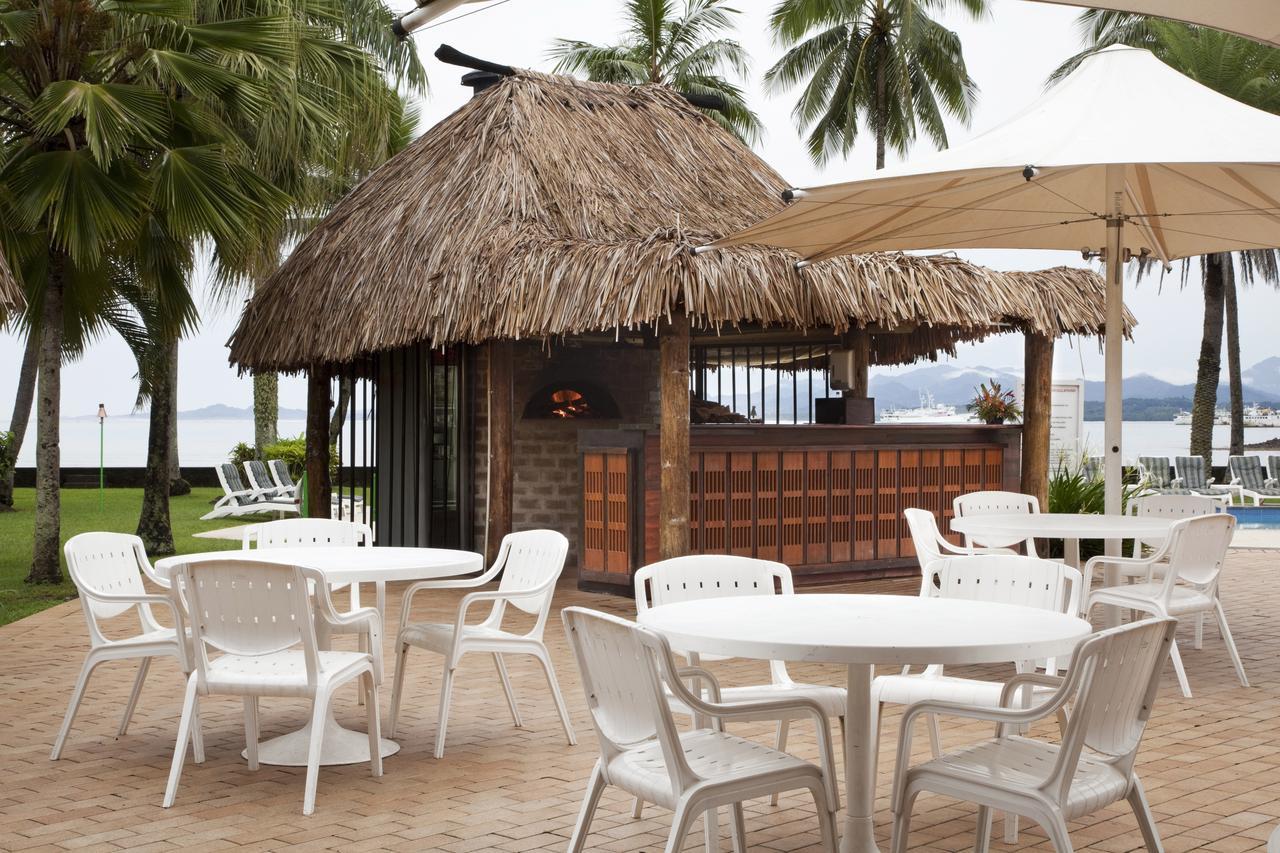 (Photo courtesy of Holiday Inn Suva)