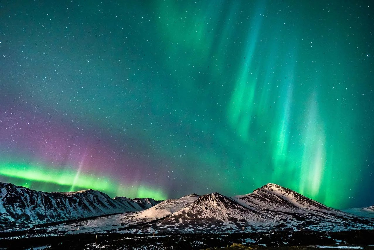 Northern Lights May Be Visible in the US This Weekend Thanks to Solar Storm