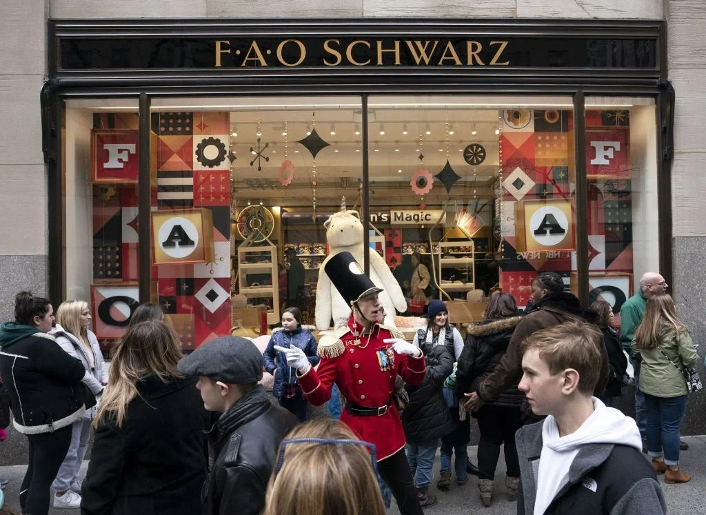 10 Cool Things at NYC's New FAO Schwarz Store