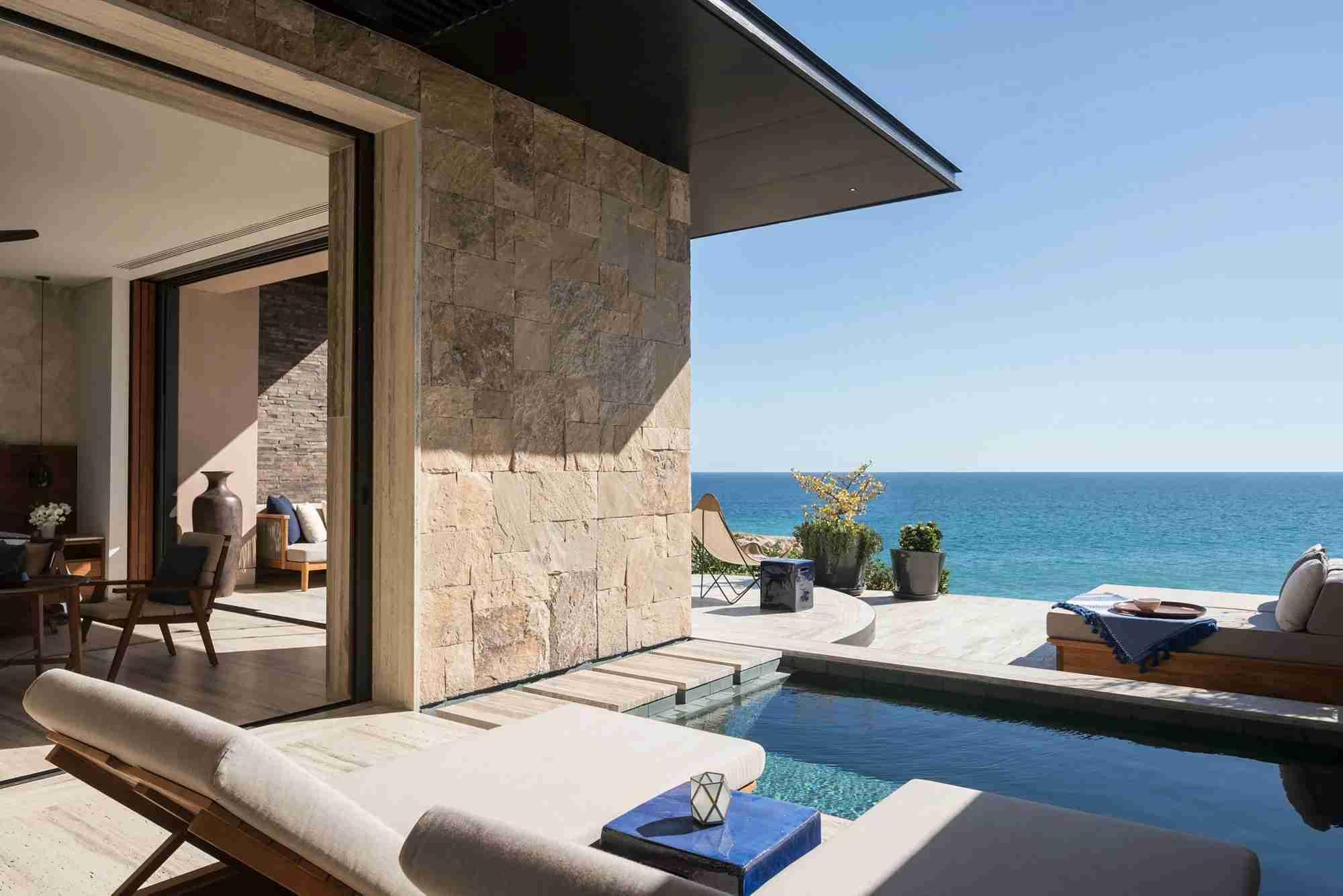 Ritz Carlton Reserve Los Cabos (image courtesy of hotel)
