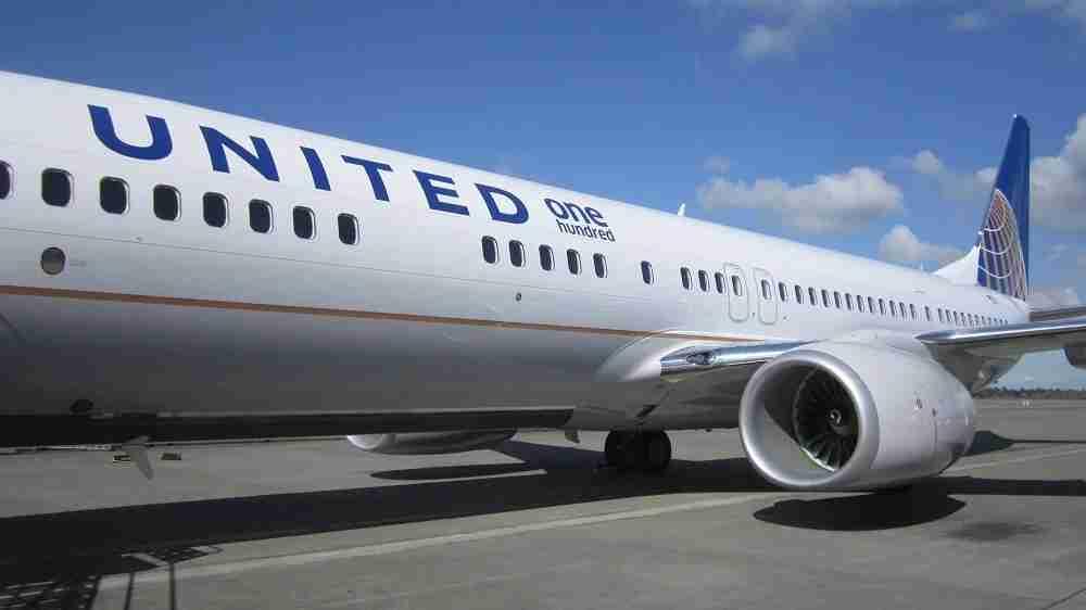 United aircraft