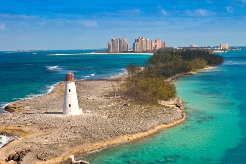 Nassau's Paradise Island. Photo courtesy of Shutterstock.